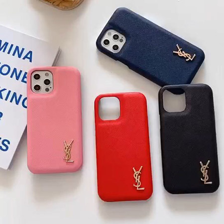 YSL iphone12 mini ケース 純正